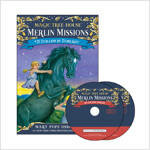 Merlin Mission #21 : Stallion by Starlight (Paperback + CD )
