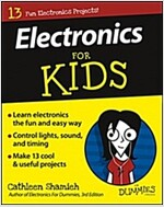 Electronics for Kids for Dummies (Paperback)