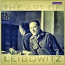 [수입] 르네 레보비츠의 예술 (베토벤 : 교향곡 전곡 / 모차르트 : 교향곡 41번 / 슈베르트 : 교향곡 9번 외) [13CD]