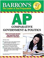 Barron's Ap Comparative Government & Politics (Paperback)
