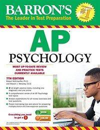 Barron's AP Psychology (Paperback, 7)
