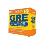 GRE Vocabulary Flash Cards (Other, 2)