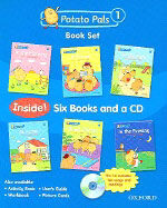 Potato Pals 1: Book Set with Audio CD (Package)