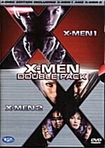 엑스맨 2 + 엑스맨 1.5 더블팩 (4disc)