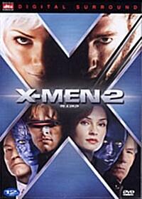 엑스맨 2 (1disc)