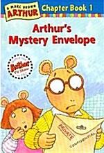 Arthur Chapter Book 1 : Arthurs Mystery Envelope (Paperback + CD 1장)