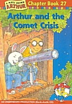 Arthur Chapter Book 27 : Arthur and the Comet Crisis (Paperback + CD 1장)