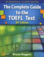 The Complete Guide to the TOEFL Test (IBT) (Paperback, iBT Edition)