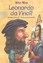 Who Was Leonardo Da Vinci? (Paperback)