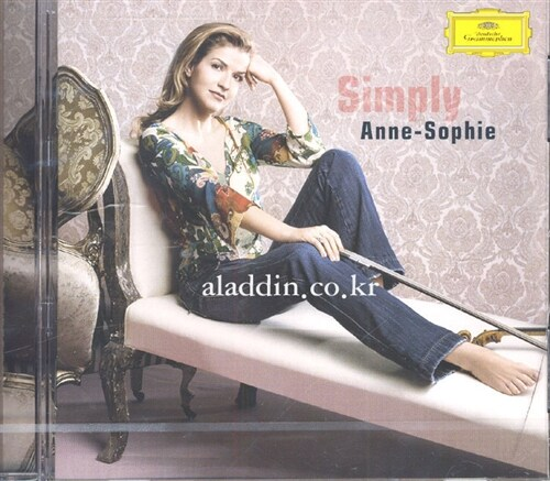 Anne-Sophie Mutter - Simply Anne-Sophie