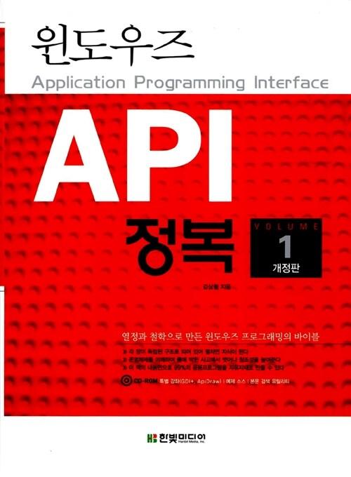 윈도우즈 API 정복 2
