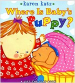 Where Is Baby's Puppy? (Board Books)