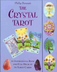 The Crystal Tarot (Paperback +78 Tarot Cards)