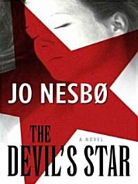 The Devils Star (Hardcover, Large Print)