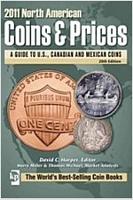 2011 North American Coins and Prices (Paperback, 20th)