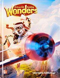 Reading Wonders Literature Anthology Grade 4 (Hardcover + MP3 CD 1장)