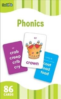 Phonics (Flash Kids Flash Cards) (Other)
