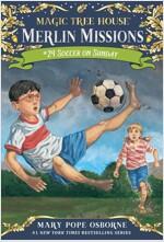 Merlin Mission #24 : Soccer on Sunday (Paperback)