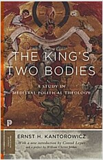 The King's Two Bodies: A Study in Medieval Political Theology (Paperback)