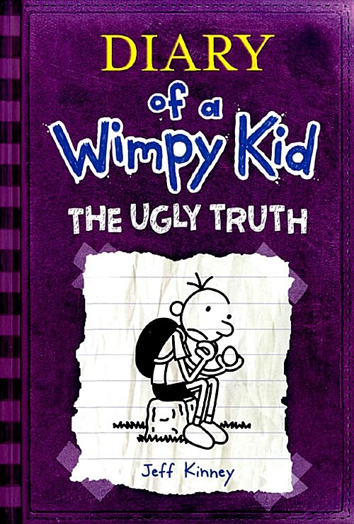 The Ugly Truth (Diary of a Wimpy Kid #5) (Hardcover)