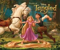 The Art of Tangled (Hardcover)