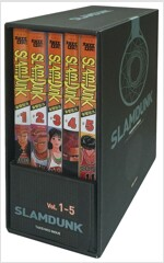 슬램덩크 오리지널 박스판 1~5...