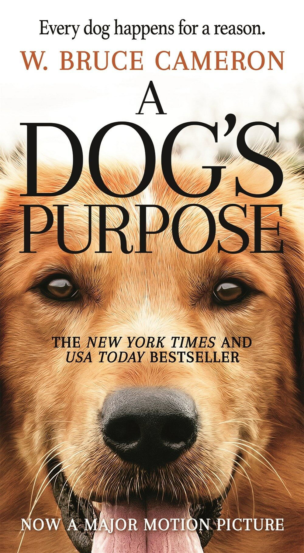 A Dogs Purpose: A Novel for Humans (Mass Market Paperback)