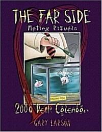 The Far Side Mating Rituals 2006 Desk Calendar (Calendar)