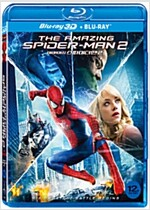 The Amazing Spider-Man 2, 2014 (3D+2D Blu-ray)