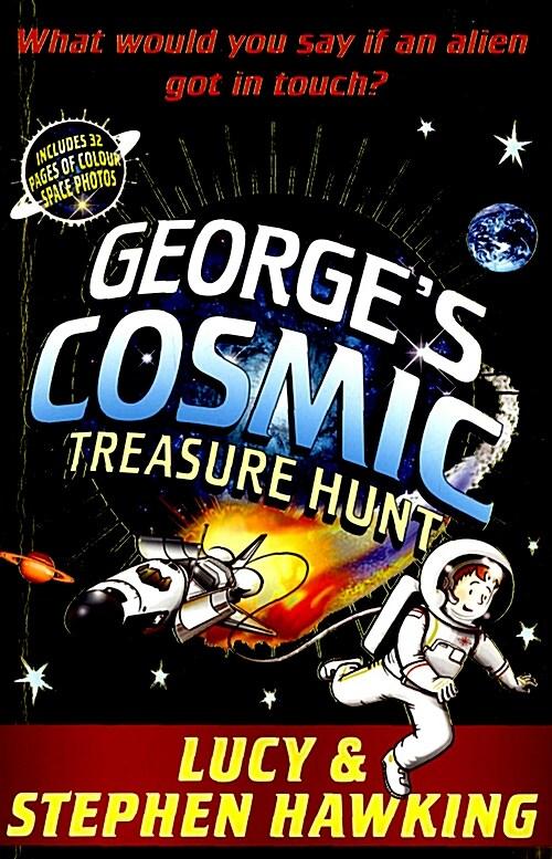 Georges Cosmic Treasure Hunt (Paperback)