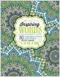 [중고] Inspiring Words Coloring Book: 30 Verses from the Bible You Can Color (Paperback)