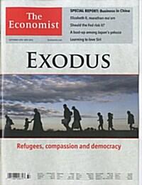 The Economist (주간 영국판) 2015년 09월 12일
