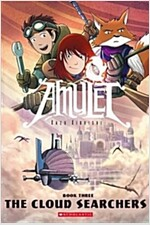 The Cloud Searchers (Amulet #3) (Paperback)