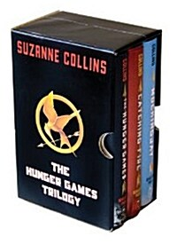 The Hunger Games Trilogy Boxed Set (Boxed Set)