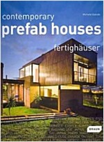Contemporary Prefab Houses/Fertighauser (Hardcover)