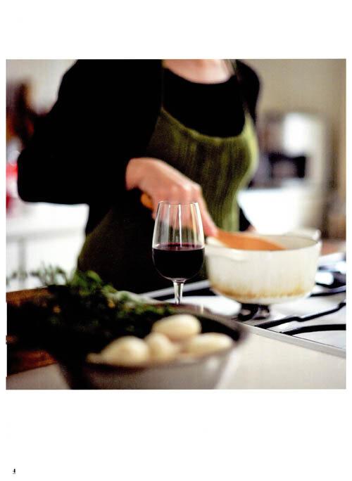 1인분 프렌치 요리 : 심플하고 우아하게 즐기는 나만의 작은 사치