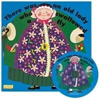노부영 마더구스 세이펜 There Was an Old Lady Who Swallowed a Fly (Paperback + CD)