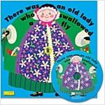 노부영 마더구스 세이펜 There Was an Old Lady Who Swallowed a Fly (Paperback+CD)