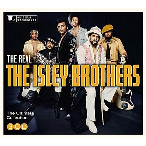 [수입] The Isley Brothers - The Real... The Isley Brothers [3CD]