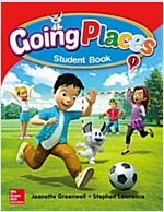 Going Places Student Book 1 (with Workbook, Audio CD) (Paperback)
