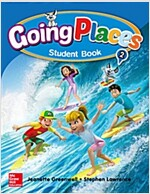 Going Places Student Book 2 (with Workbook, Audio CD) (Paperback)