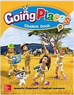 Going Places Student Book 4 (with Workbook, Audio CD) (Paperback)