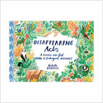 Disappearing Acts : A Search-and-Find Book of Endangered Animals (Hardcover, 영국판)