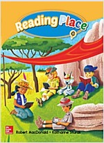 Reading Place Level 4 (with Audio CD) (Paperback)