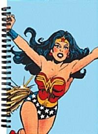 Wonder Women Journal (Hardcover, Spiral)