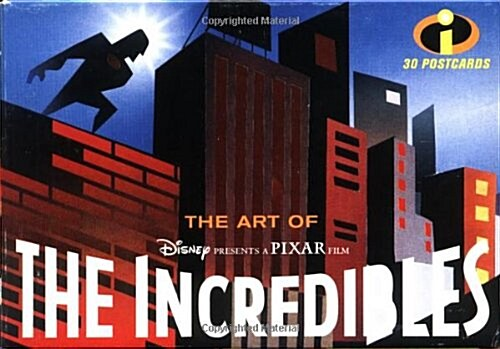 Art Of The Incredibles (Paperback)