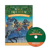 Magic Tree House #02 : The Knight at Dawn (Paperback + CD)