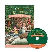 Magic Tree House #06 : Afternoon on the Amazon (Paperback + CD)
