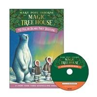 Magic Tree House #12 : Polar Bears Past Bedtime (Paperback + CD)