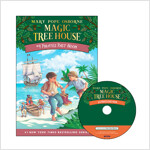 Magic Tree House #04 : Pirates Past Noon (Paperback + CD)